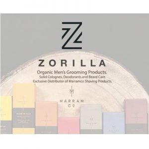 Zorilla Men's Grooming